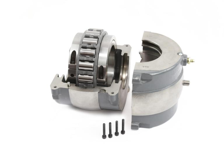 split bearing inner housing and 4 screws