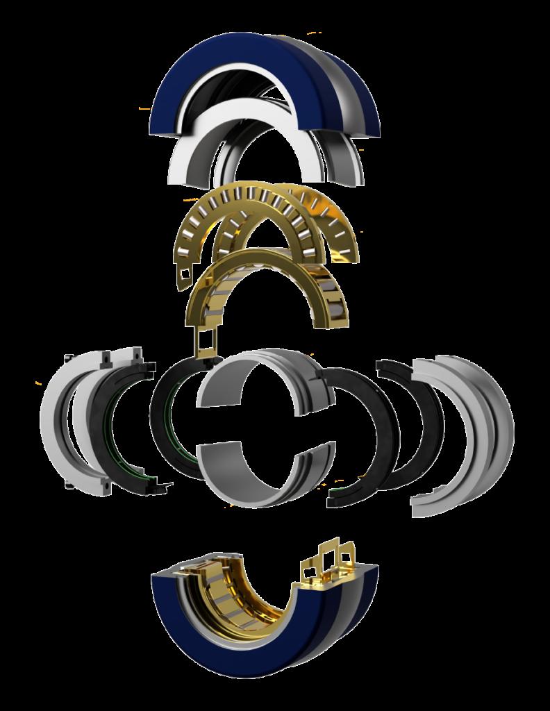 full split bearing kit image