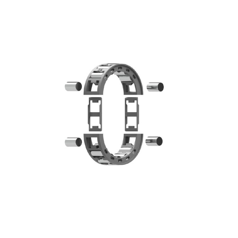 radial bearing cage